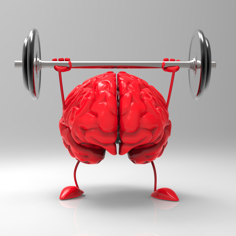 Help Yourself: How To Make The Brain Stronger?