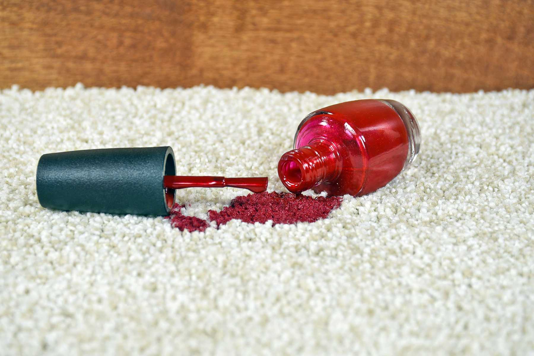 Quick Guide: How To Get Finger Nail Polish Out Of Carpet?