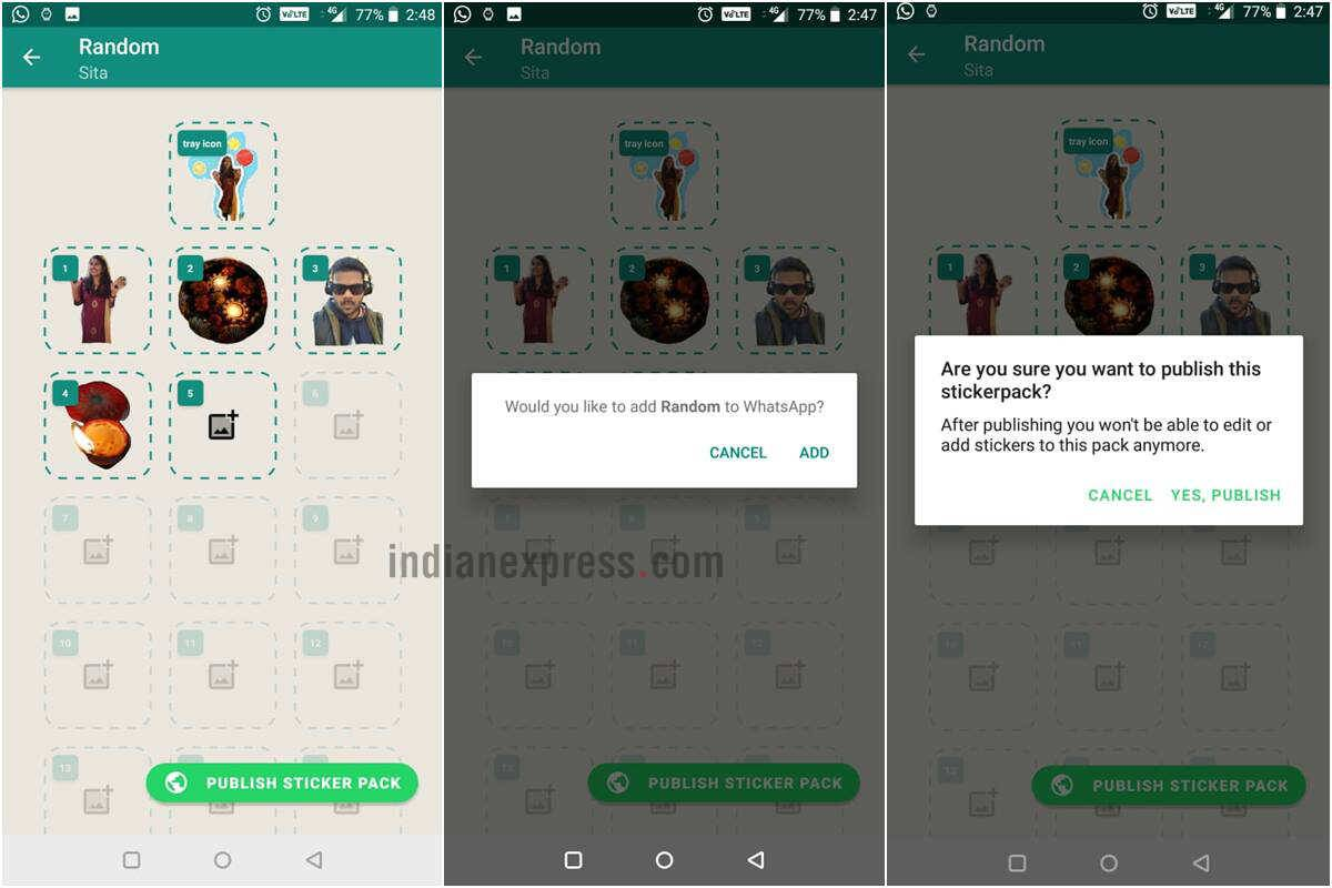 Whatsapp Tricks: How To Create Whatsapp Stickers?